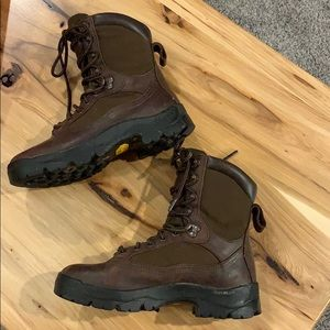 Danner genuine leather hiking boots